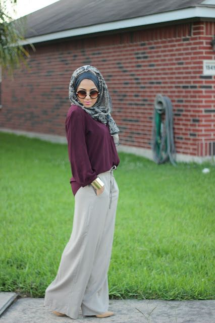 Pants: Forever 21 Top: Old Navy Sincerely Maryam