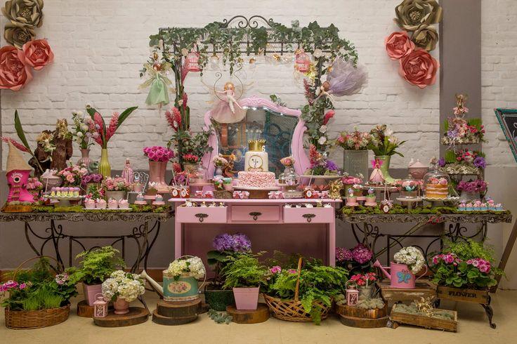 Festa Jardim de Fadas