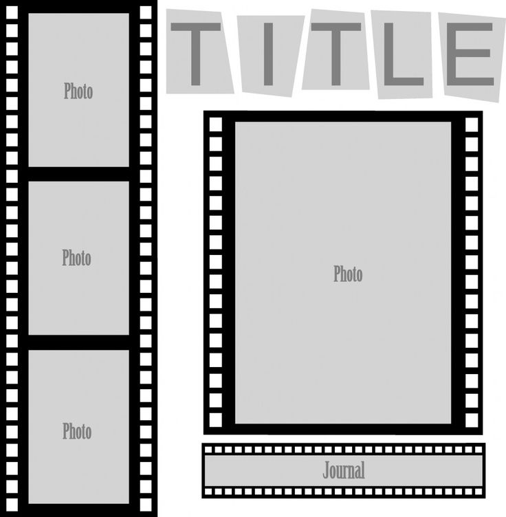 Do you ever have a lot of great photos that really don't have a specific theme or idea for, but you know you want them scrapbooked? Well this filmstrip layout is…Read more ›