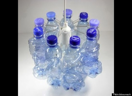 158 best images about reuse plastic on pinterest for Ways to reuse water bottles