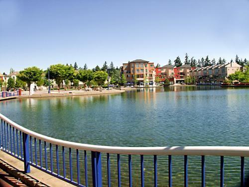 Tualatin Lake At The Commons City Of Oregon