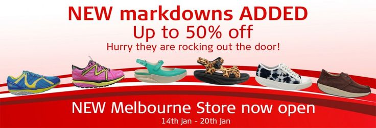 MBT Shoes has extended the 'New markdowns ADDED' offer on huge response received from MBT fans! Its offering up to 50% Off is still ongoing and would remain valid till the 20th of January, 2016.