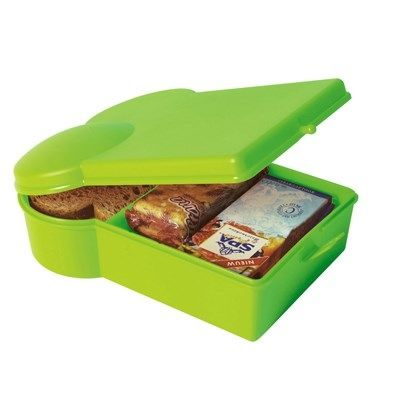 Lunchbox Sandwich groen