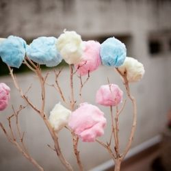 Cotton Candy Wedding Trees                                                                                                                                                                                 More