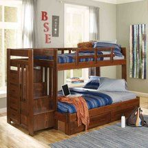 Heartland Bunk Bed Walmart.com 800 with storage drawers