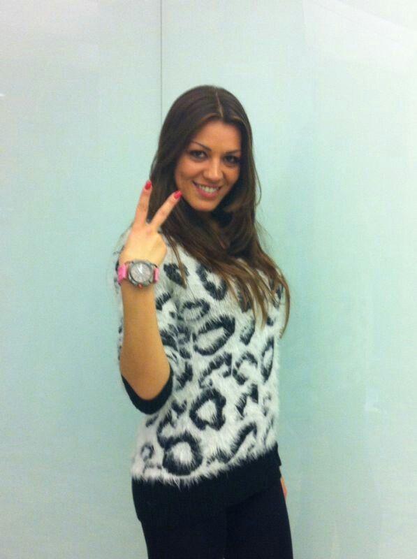 Ylenia di Radio105 vola alto con Evolo Watches