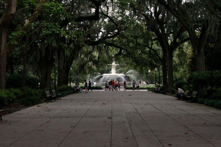 Forsyth Park - Savannah, GA | Savannah.com