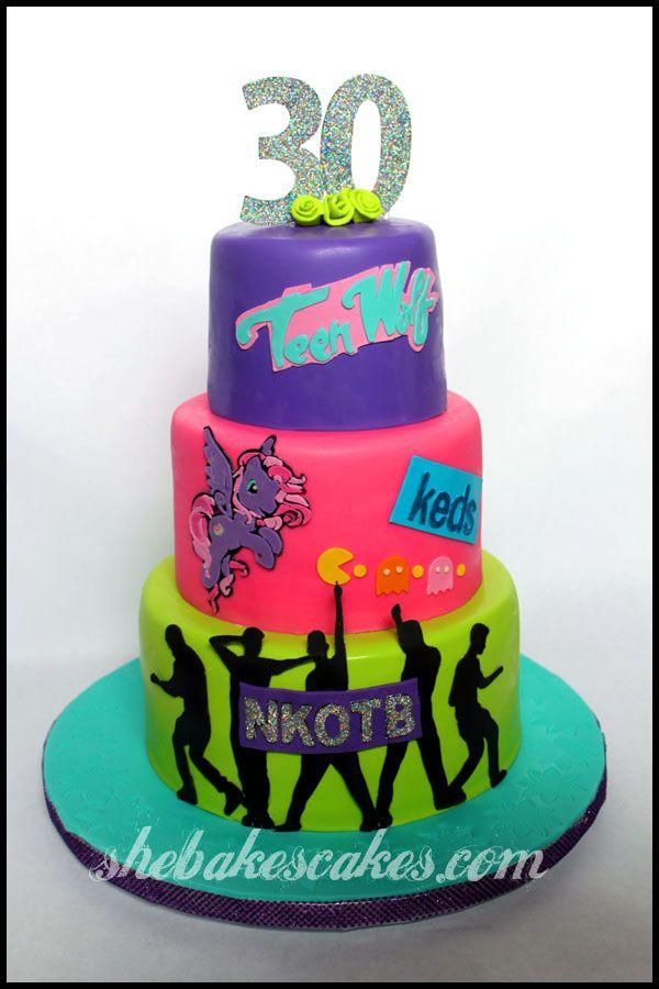 NKOTB on a CAKE!
