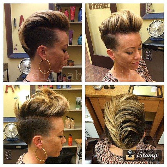 10+Faux+Hawks+and+Mohawks+you+would+like+to+wear!