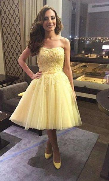 Teenage Homecoming Dresses