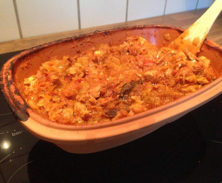 Rezept Bigos (polnisches Gericht) von Netti999 - Rezept der Kategorie Hauptgerichte mit Fleisch