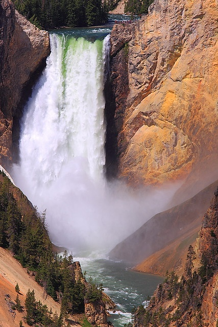 Yellowstone NP - USA. Check. This is an awesome place! Make sure you give yourself a few days to explore.