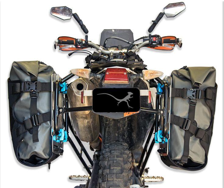 Scout 25l Pannier Kit V2 0 Pannier Pannier Bag Dry Bag