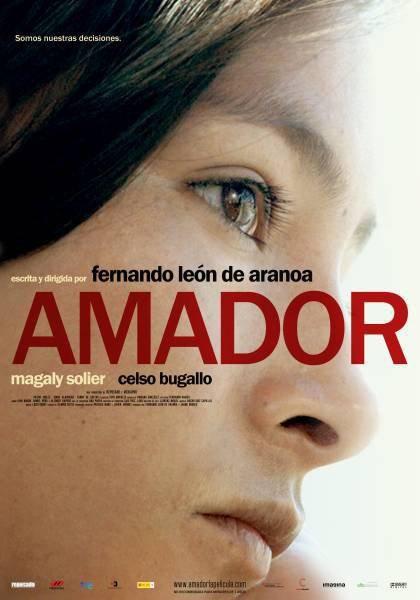 Amador (2010) España. Dir: Fernando León de Aranoa. Drama. Enfermidade. Vellez. Migración. Cine social - DVD CINE 2473