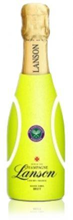 Lanson Black Label Champagne Wimbledon Tennis Ball Jacket 20cl0cl