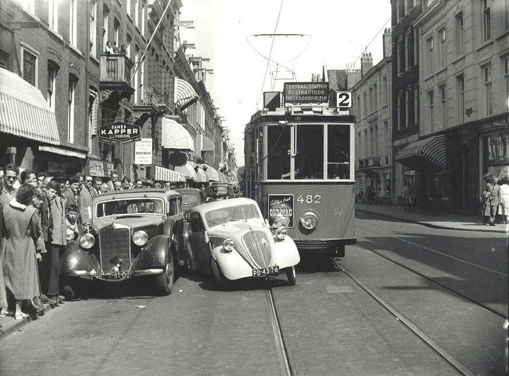 P.C. Hooftstraat 1954