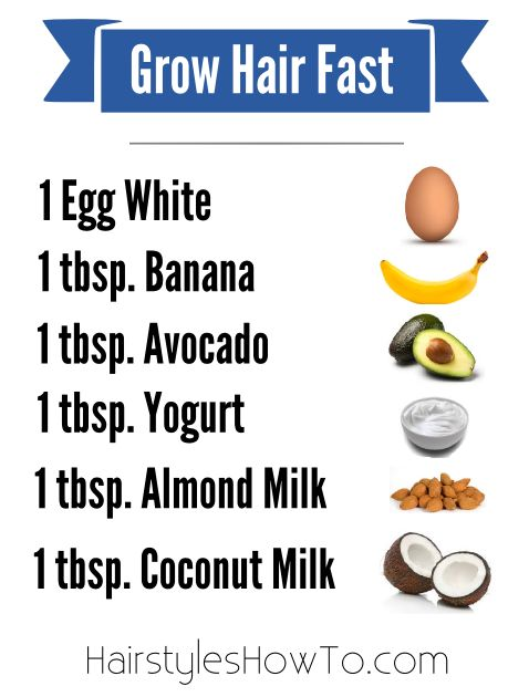 Grow hair longer faster with this super powerful hair mask using natural ingredients! Most of these items can be found in your kitchen or can be purchased at the store all for under $10. Items needed