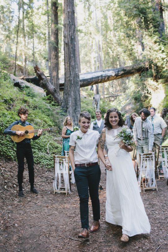 Weddings and Lesbians