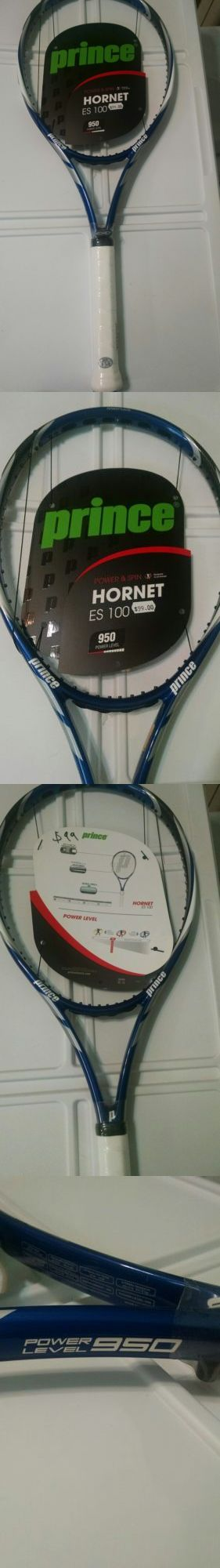 Racquets 20871: Prince Hornet Es 100 Unstrung Tennis Racquet - Grip 4 3 8 -> BUY IT NOW ONLY: $99 on eBay!