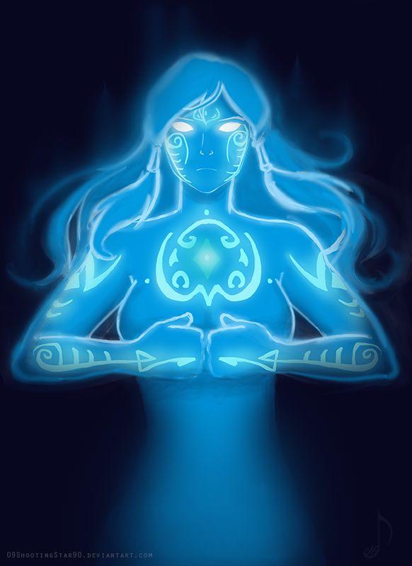 Avatar Korra.