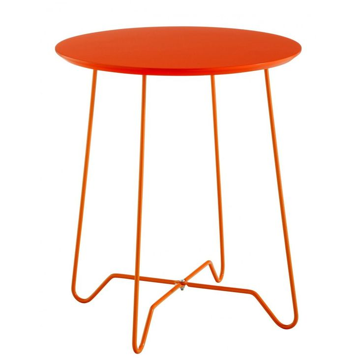 23 best fermob images on pinterest outdoor life outdoor - Fly table basse ronde ...