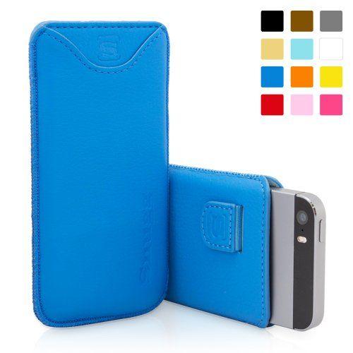Funda Snugg de cuero en color azul electtrico para el iPhone 5 / 5S - Funda con ranura para tarjetas, tira elastica y un interior de fibra Nubuck de alta calidad para el Apple iPhone 5 / 5S B00FAOK0Y2 - http://www.comprartabletas.es/funda-snugg-de-cuero-en-color-azul-electtrico-para-el-iphone-5-5s-funda-con-ranura-para-tarjetas-tira-elastica-y-un-interior-de-fibra-nubuck-de-alta-calidad-para-el-apple-iphone-5-5s-b00faok0y2.html