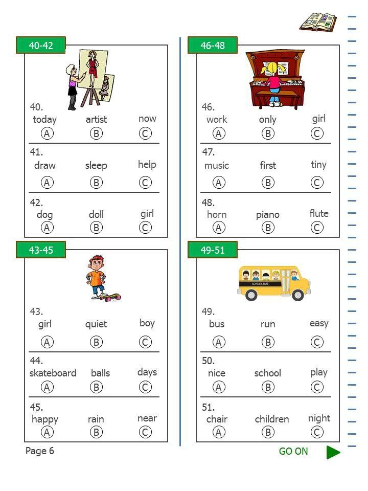 11 best SAT 10 images on Pinterest | School worksheets, Reading ...
