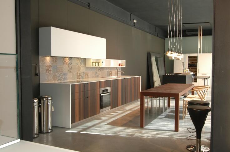 Aprile Wood 3D Boffi #kitchen. | Showroom In Aquaquae. | Pinterest | 3d,  Kitchens And Woods