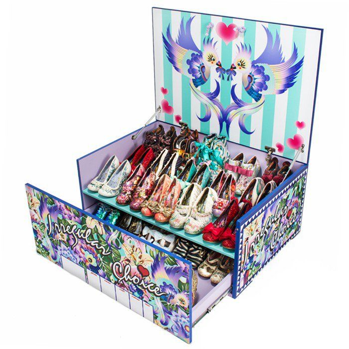Tropical Storage Chest - Furniture - Accessories | Irregular Choice