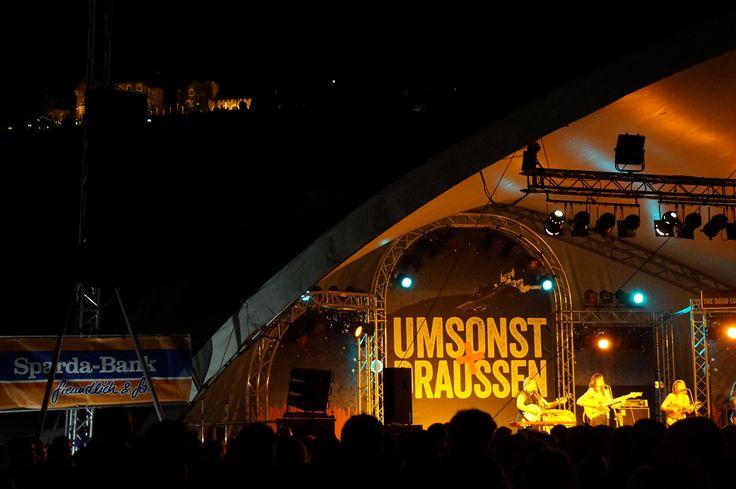 Umsonst & Draussen-Festival in  Würzburg 2015