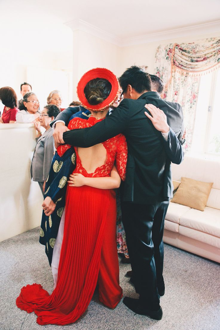 Chris and Jenna's Traditional Vietnamese Wedding Ceremony