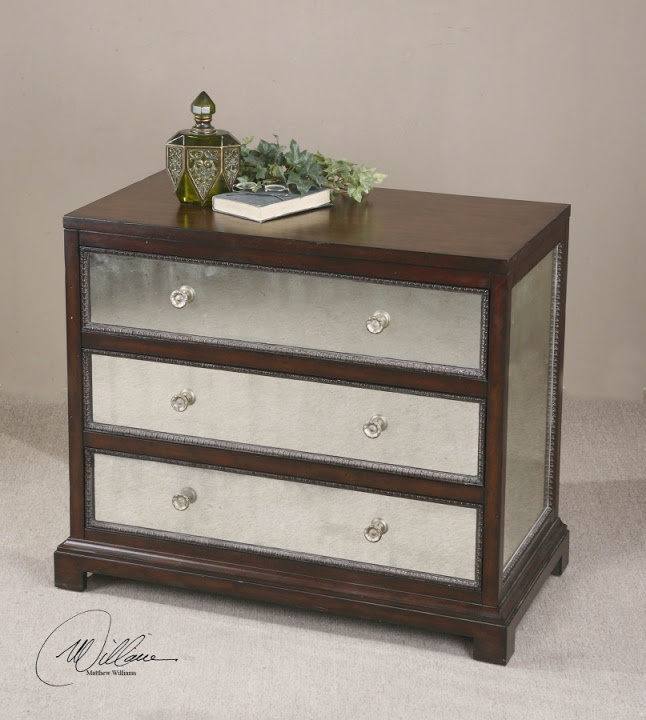 Sale Uttermost 24086 Jayne Mirrored Accent Chest from the Original Bowery  Lights  Shop our large Uttermost collection and save on Uttermost 24086  Jayne. 25 best Mirrored Chests images on Pinterest   Mirrors  Accent