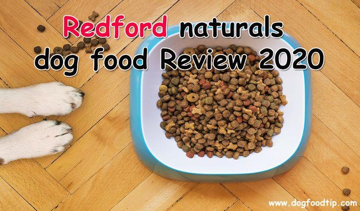 redford naturals dog food reviews