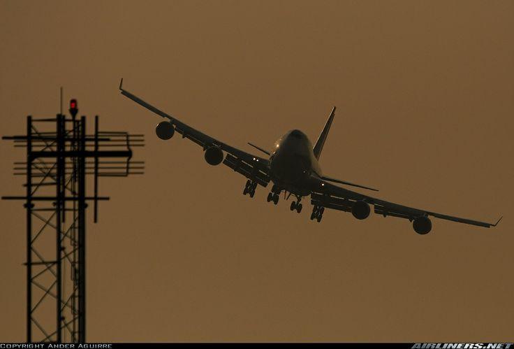 JAL B747-446 @ JFK
