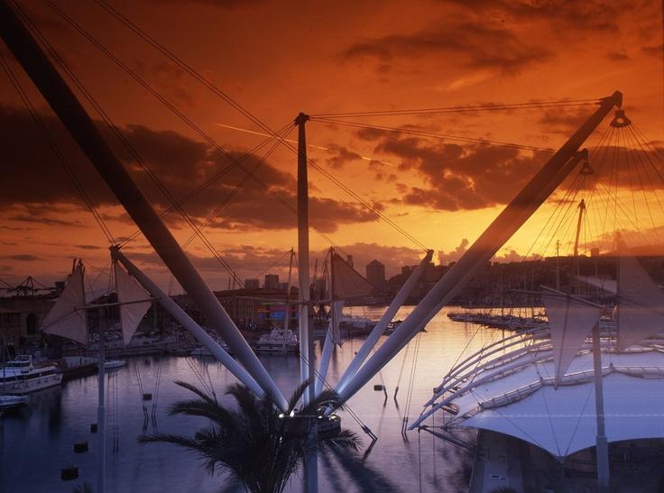 Porto Antico di Genova, Liguria - © Michele Saponaro