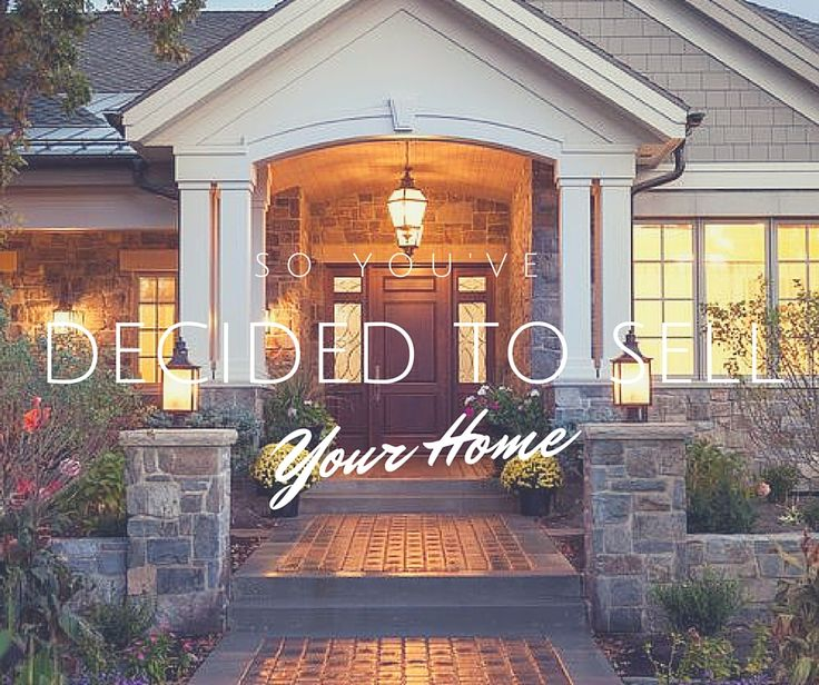 If you've decided to sell your home, there are a few things that you need to put into motion before you actually put it on the market. Here are a few tips to help you get started.