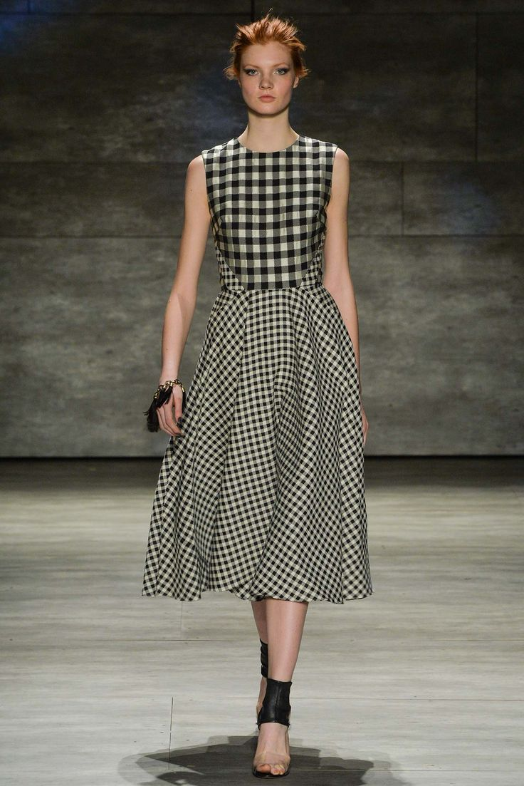 Lela Rose Fall 2015 Ready-to-Wear - Collection - Gallery - Style.com #LelaRose #NYFW