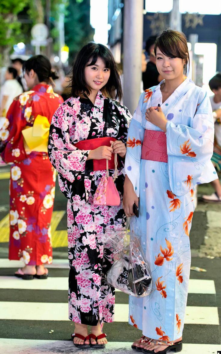 молодые японцы встре