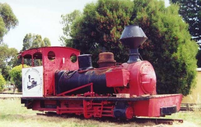Timber Tramway