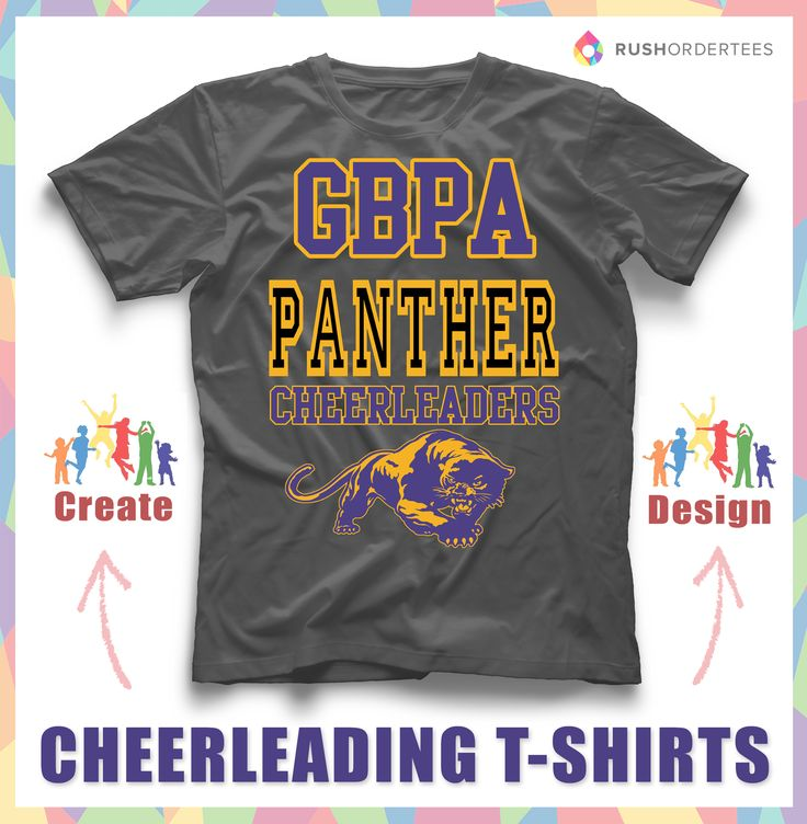 cheerleading custom t shirt design idea create cheerleading shirts for your team www