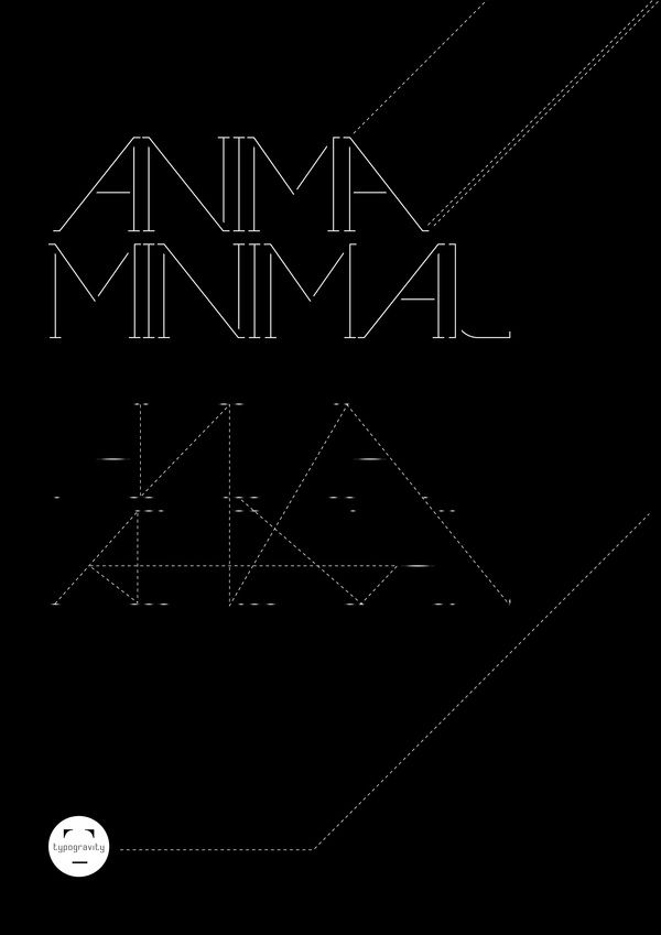 Lineo Serif Typeface by Gergely Bog�nyi, via Behance #typography ...
