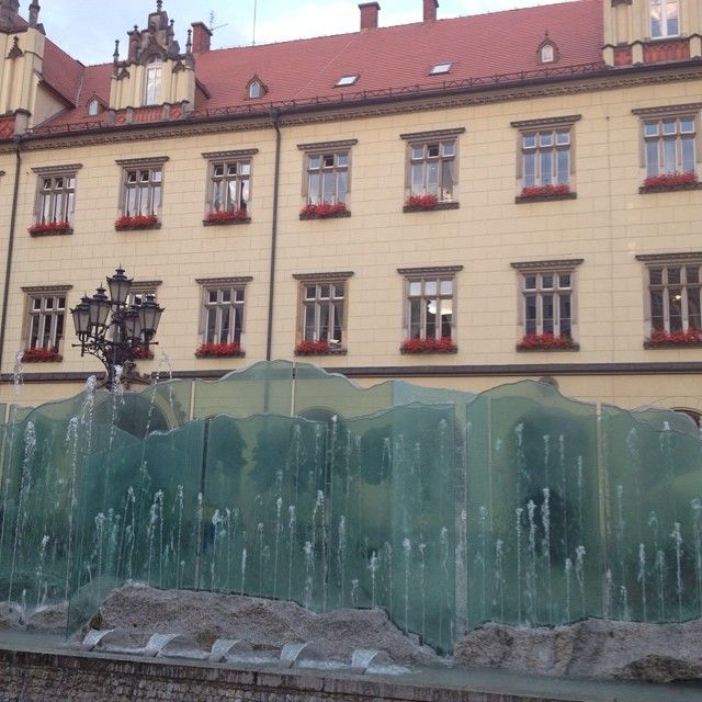 Wrocław w Województwo dolnośląskie
