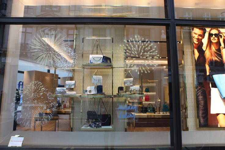 @Furla on #RegentStreet have got a brand new collection this #Christmas.