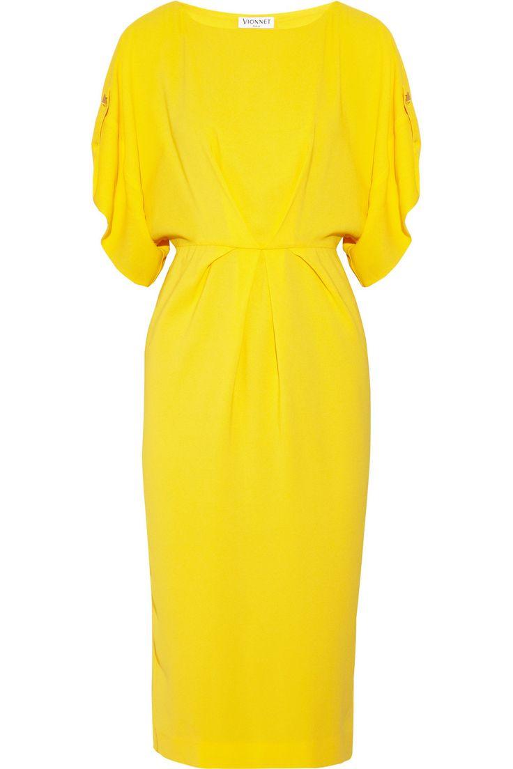 Vionnet|Stretch-crepe dress|NET-A-PORTER.COM