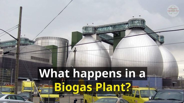 What Happens in a Biogas Plant - Anaerobic Digestion Explained