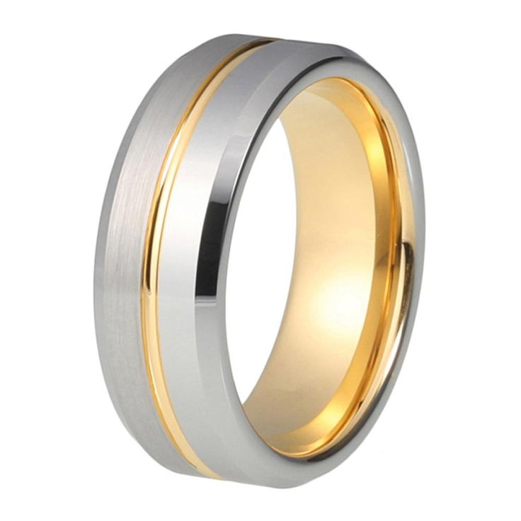 Top 25 best Men wedding rings ideas on Pinterest Tungsten mens