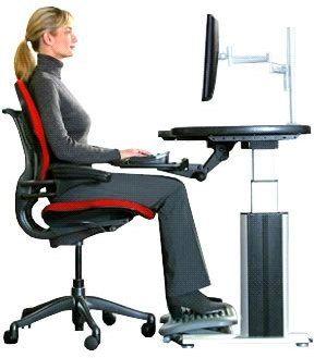 นั่งได้นั่งดี ไม่มีปวดคอ ปวดหลัง | สุขภาพ