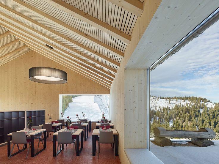 Gallery of Alpine Restaurant Schmiedhof Alm / ARSP - 4