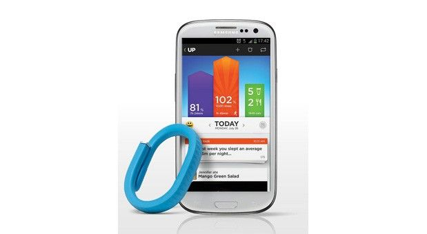 Jawbone Up fitness band gets an Android app, wider availability outside the US