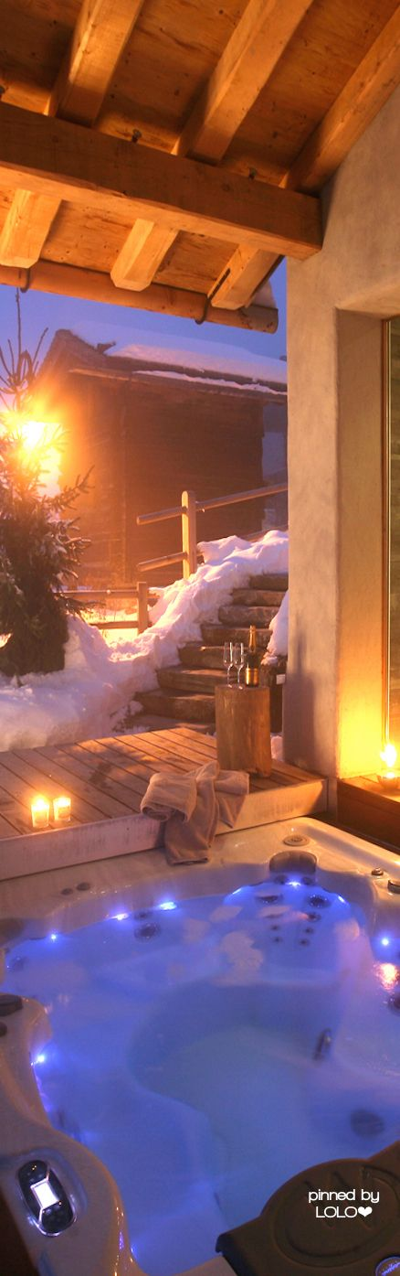 Chalet Spa Blanche, Verbier   LOLO